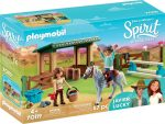 Playmobil Spirit Riding Free 70119 Lucky & Javier