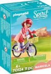 Playmobil Spirit Riding Free 70124 Maricela kerékpáron
