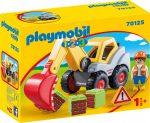 Playmobil 1.2.3 70125 Kotrógép