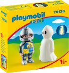 Playmobil 1.2.3 70128 Lovag szellemmel