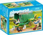 Playmobil Country 70138 Mobil tyúkol