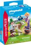 Playmobil Kiegészítők 70155 Gyerekek borjúval