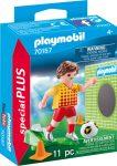 Playmobil Kiegészítők 70157 Focista