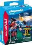 Playmobil Kiegészítők 70158 Ázsiai harcos
