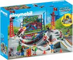 Playmobil City Action 70168 Gördeszka park