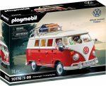 Playmobil Volkswagen 70176 Volkswagen Transporter T1 kemping busz