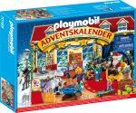 Playmobil Kiegészítők 70188 Adventi naptár - Karácsony a játékboltban
