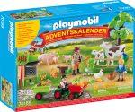 Playmobil Kiegészítők 70189 Adventi naptár - A farmon