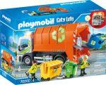 Playmobil City Life 70200 Szemetesautó