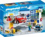 Playmobil City life 70202 Autószerviz