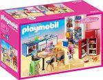 Playmobil Dollhouse 70206 Családi konyha