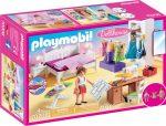 Playmobil Dollhouse 70208 Hálószoba gardróbbal