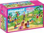 Playmobil Dollhouse 70212 Szülinapi buli bohóccal