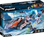 Playmobil Top Agents 70230 Spy Team parancsnoki szán fénnyel és hanggal