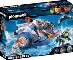 Playmobil Top Agents 70231 Spy Team Hójáró