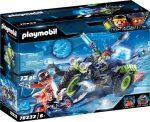 Playmobil Top Agents 70232 Arctic Rebels jeges csapás