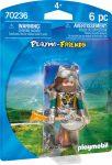 Playmobil Playmo-Friends 70236 Farkas harcos