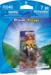 Playmobil Playmo-Friends 70240 Törpe harcos