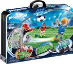 Playmobil Sports & Action 70244 Hordozható futtballaréna