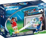 Playmobil Sports & Action 70245 Focikapu célzófallal