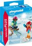 Playmobil Special Plus 70250 Gyerekek szánkóval