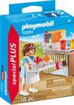 Playmobil Special Plus 70251 Jégkása árus