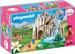 Playmobil Heidi 70254 Heidi, Péter és Clara a kristálytónál