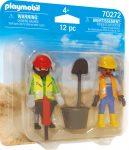 Playmobil Kiegészítők 70272 Építőmunkások