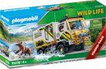 Playmobil Wild Life 70278 Expedíciós kamion