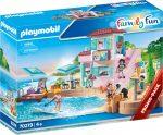 Playmobil Family Fun 70279 Kikötői fagyizó