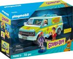 Playmobil Scooby-Doo! 70286 A titokzatos gépezet