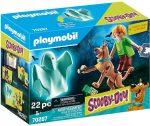 Playmobil Scooby-Doo! 70287 Scooby-Doo és Bozont szellemmel