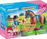 Playmobil Country 70294 Lovas farm ajándék szett