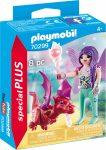 Playmobil Special Plus 70299 Tündér sárkány bébivel
