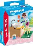 Playmobil Special Plus 70301 Fogmosó kislány