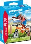 Playmobil Special Plus 70303 Hegyi kerékpáros
