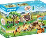 Playmobil Spirit Riding Free 70329 Nyári tábor