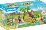 Playmobil Spirit Riding Free 70330 Kihívás a folyónál
