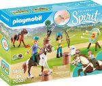 Playmobil Spirit Riding Free 70331 Kaland a szabadban