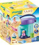 Playmobil 1.2.3 70339 Kreatív homokozó pékség