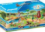 Playmobil Family Fun 70342 Állatsimogató
