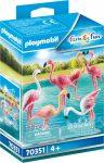 Playmobil Family Fun 70351 Flamingók