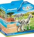 Playmobil Family Fun 70356 Zebra család