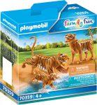 Playmobil Family Fun 70359 Tigris család