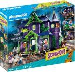 Playmobil Scooby-Doo! 70361 Kaland a kisértetházban
