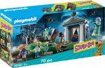 Playmobil Scooby-Doo! 70362 Kaland a temetőben