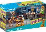 Playmobil Scooby-Doo! 70363 Vacsora bozonttal