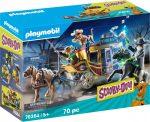 Playmobil Scooby-Doo! 70364 Kaland a vadnyugaton