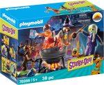 Playmobil Scooby-Doo! 70366 Kaland a boszorkányüstben