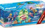 Playmobil Magic 70368 A sellők korall társalgója